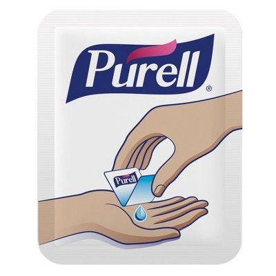 Purell Home Wellness Kit Hand Sanitizer Hand Sanitizer Travel