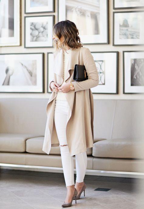 Hijab Fashion : 40 Stylish Chic Long Cardigan Outfits For Ladies