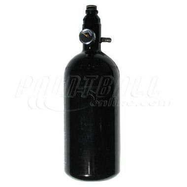 48ci 3000 psi Aluminum HPA Tank - 3 Pack #airsofthpatank | Airsoft