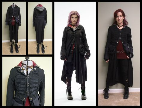 Nymphadora tonks costume by *durnesque stage beauty harry po