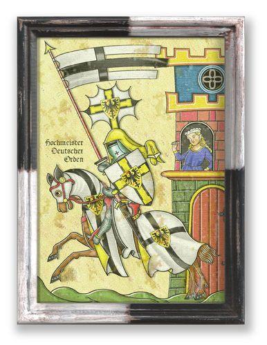 Deutscher Orden Ritter Grafik Hochmeister Deutscher Orden Ritter Preussen