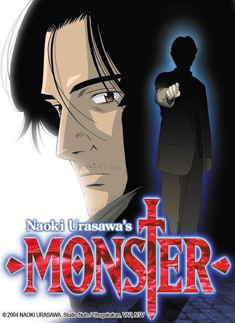 Monster Anime - Thriller Anime Series