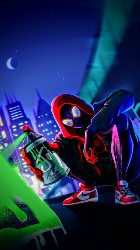 Spiderman miles morales by livais46 on DeviantArt