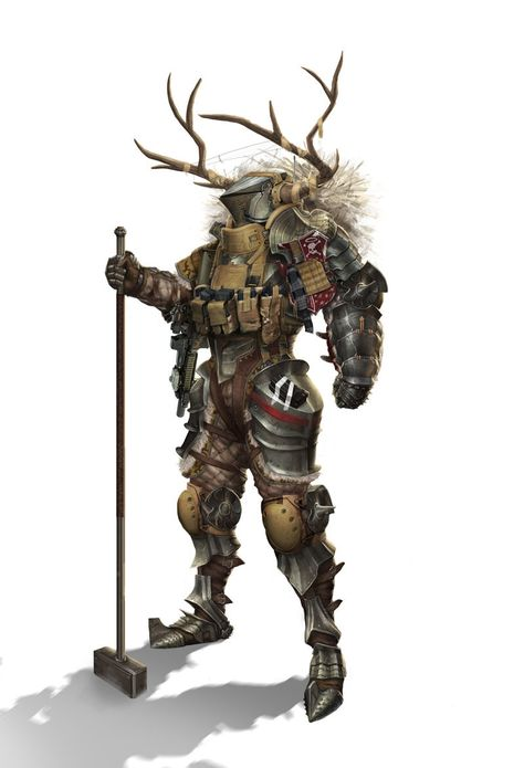 Character concepts/designs I've collected over the years - Album on Imgur