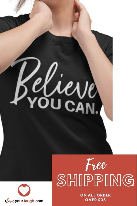 CUTE SHIRTS WITH SAYINGS: Looking for cute casual shirts with sayings for your favorite women? The shirts in the I Love Your Laugh Freaking Fun T-Shirt collection is jam packed with unique and fund saying.  Our shirts make gifts ideas for yourself, best friend, BFF, bestie, mom, mother in law, daughter, daughter in law, grandma, Gigi, auntie, sister, sister in law, niece, cousin, wife, girlfriend, coworker, teacher, nurse, employee, boss or any lady in your life. #shirt #cute #iloveyourlaugh