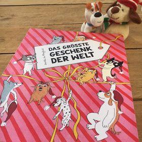 Die Hundebande Das Grosste Geschenk Der Welt In 2020 Geschenke Hunde Kinderbucher