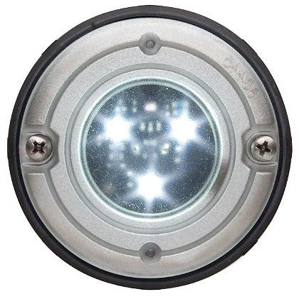 Whelen 3in Round Super Led Compartment Light With Images Emergency Lighting Led Step Lighting