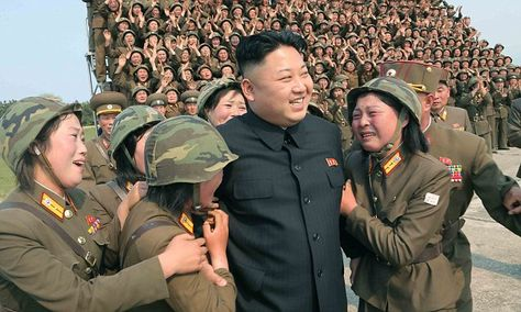 Has Kim Jong-Un lost control of North Korea?