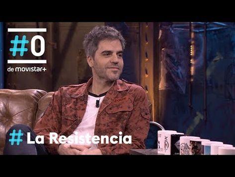 LA RESISTENCIA - Ernesto Sevilla es la momia fantástica   #LaResistencia 15.01.2019 - YouTube
