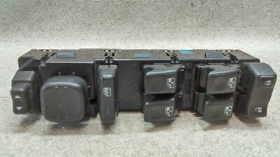Driver Master Power Window Switch 15125142 Fits 03 06 Chevrolet Avalanche W83 Chevrolet Automotive Accessories Car Parts And Accessories
