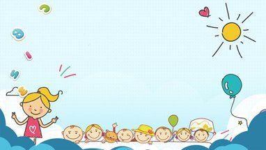 3 Cute Children S Cartoon Ppt Backgrounds Best Powerpoint Templates And Googl Background For Powerpoint Presentation Powerpoint Background Free Kids Background