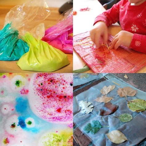 12 Simple and Fun Art Projects for Toddlers | TinkerLab.com