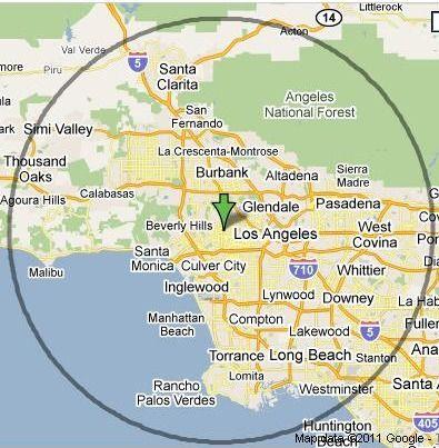 Hollywood S Backlot Valencia Santa Clarita Valley In Los Angeles County Santa Clarita Valley West Los Angeles Covina