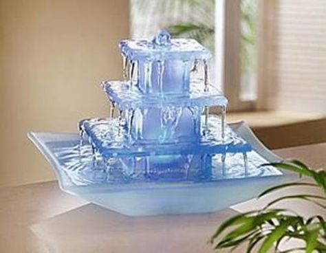 Indoor Water Fountains (for meditation room)