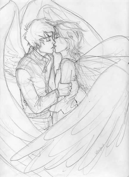 Drawing Anime Wings Maximum Ride 53+ Ideas For 2019 #drawing