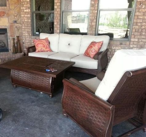 French Quarter Patio Furniture Collection From Pride Family Brands