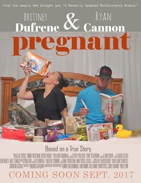 Couple Makes Fake Movie Poster To Announce Pregnancy News | The Huffington Post