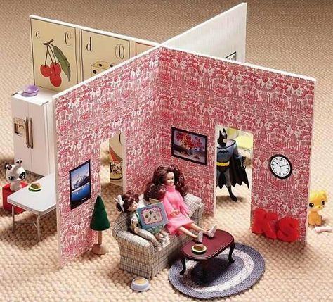 great portable dollhouse