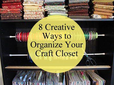 8 creative organizing solutions