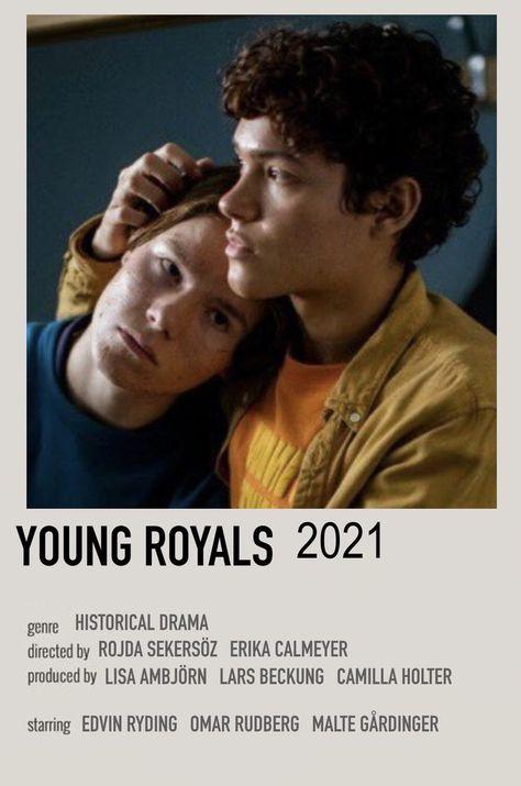 Young Royals Polaroid Poster