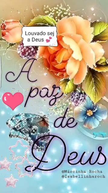 A Paz De Deus E Um Otimo Domingo A Todos Frases De Deus