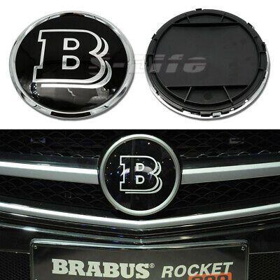 Sport Brabus Car Grille Logo Mirror Emblem For Mercedes Benz Glc Gle Gls Ebay Mercedes Benz Glc Mercedes Benz Benz