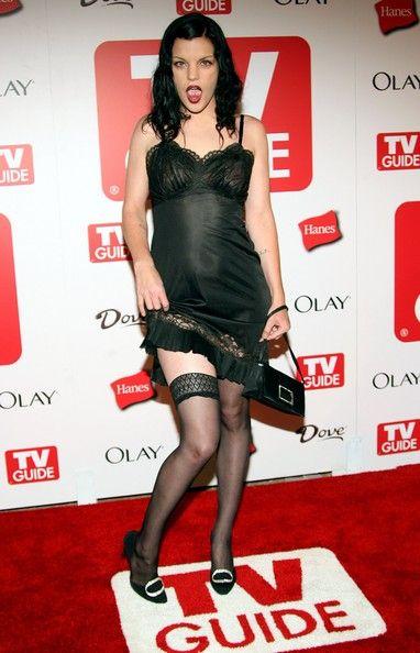 Pauley Perrette aka Abby Sciuto from NCIS Serie