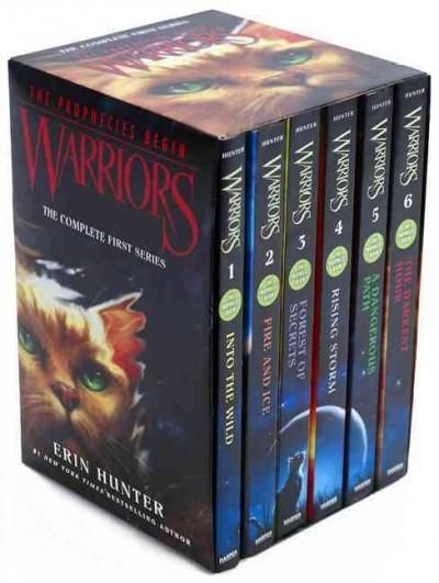 Join The Legion Of Fans Who Have Made Erin Hunters Warriors Series