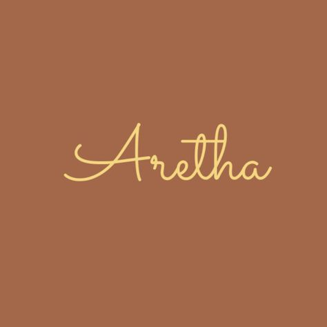 Aretha - Musical Baby Names That'll Have Your Little One Hitting All the High Notes - Photos