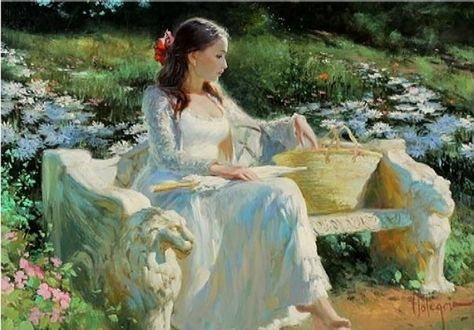Dreaming of Adventure (My Description). Vladimir Volegov.