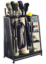 Image Result For Golf Bag Storage In A Tiny Apartment Golf Gear