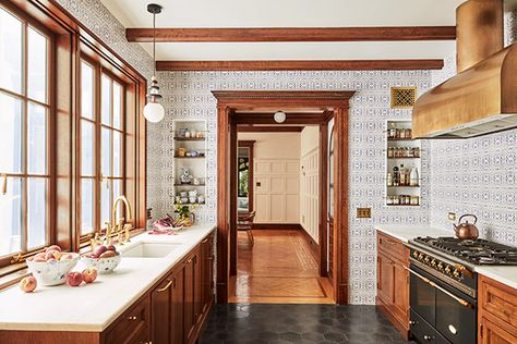 Light & Bright - A 1900s Park Slope Limestone That Perfectly Blends Traditional And Modern  - Photos