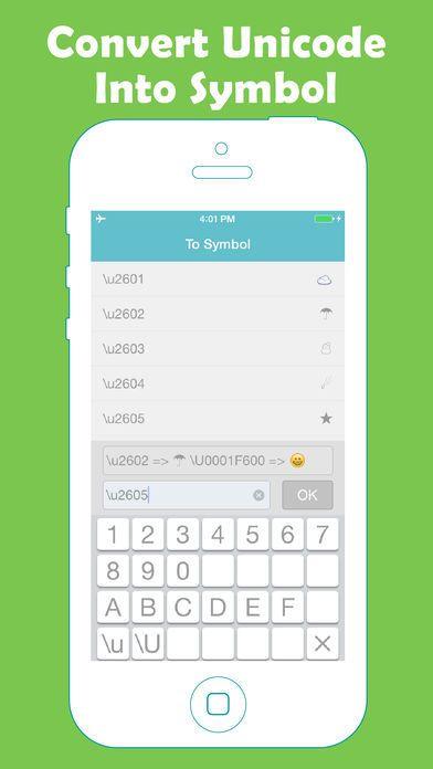 Unicode Converter Utilities | iPhone App |1044254980