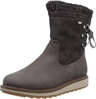 Tom Tailor Damen 5892703 Schlupfstiefel Damen Frau Schuhe Damenschuhe Geschenkideen Schuhe Damen Damenschuhe Schuhe