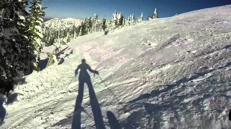 GoPro: Targhee Shreddin' Day 1