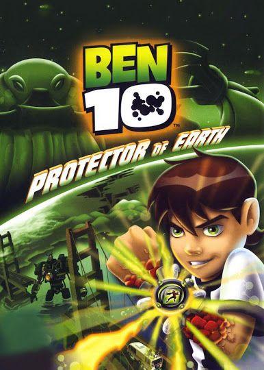 Ben 10 Protector Of Earth Youtube Nintendo Ds Cartoon