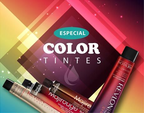 Coloracion Capilar Permanente Y Semi Permanente Tintes De Pelo