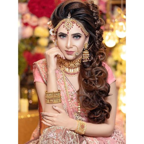 Makeup Artist in Delhi: Top 20 Trendy Indian Bridal Makeup Images
