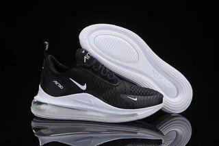 Mens Shoes Nike Air Max 720270 Triple black | Nike Air Max