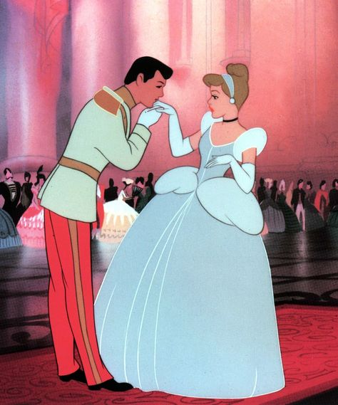 True love exists in these illustrations of Disney princesses falling for each other.