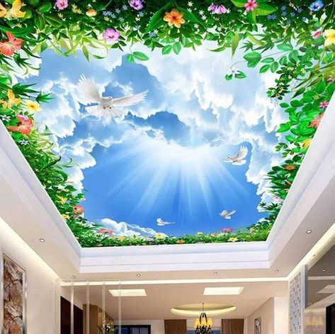 3D floor mural give your house floor beauty you can't imagine, check out some of this design