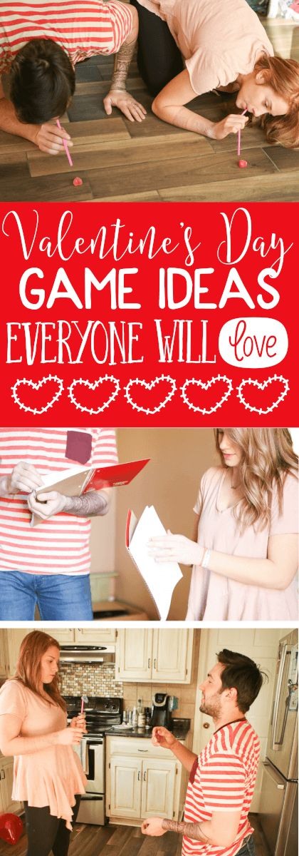 Active Valentine's Day Party Games - Verywell Family