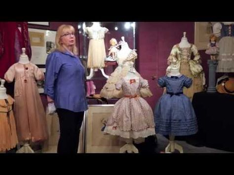 Love, Shirley Temple - Part 1 - Film Costumes at Auction July 14, 2015 by Theriault's - YouTube