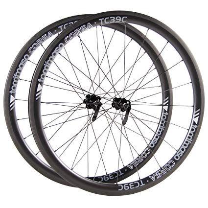 Tommaso Corsa Carbon Wheelset Review Bike Wheel Wheel