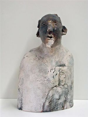 MIKE MORAN – ceramic figurative sculpture – Sculpturesite Gallery Related posts: No related posts.