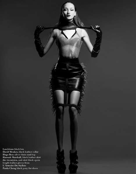 Kevin Sinclair Photos 1 - Dangerously Dark Fashion pictures, photos, images