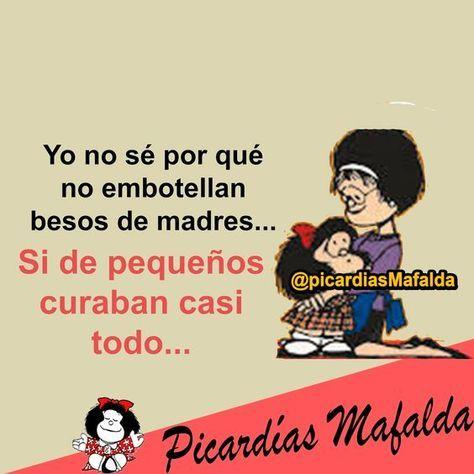 Ohh que dulce Mafaldita