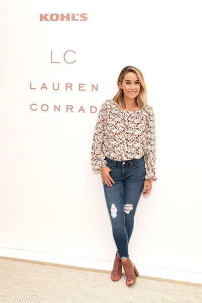 Lauren Conrad attends Kohl's LC Lauren Conrad Redesigned Denim Event.
