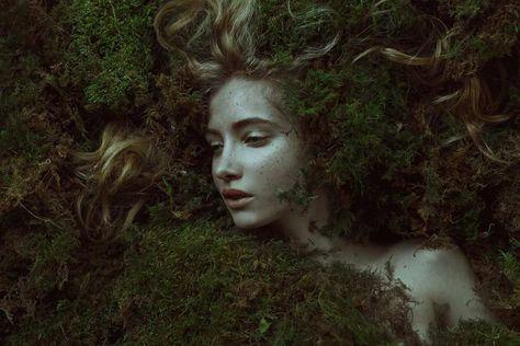 gaia - life by female bog hag siren moss wizard warlock sorcerer…
