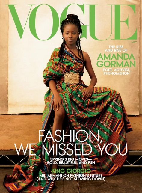 Vogue Magazine 1 Year Subscription (12 Issues)